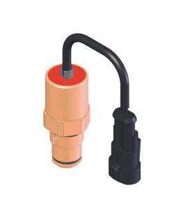 indicador electrico de obstrucción de presión diferencial con termostato, modelo 83T